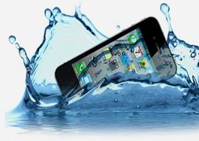 iphone水没・浸水修理